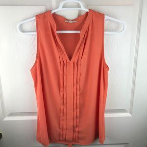 41Hawthorn Sleeveless Shirt Orange Size Large